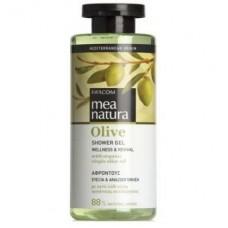 Mea Natura Olive Wellness & Revival Ντους 300ml