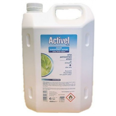 Activel Plus Λοσιόν Καθαρισμού Χεριών 70% 4LT