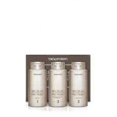 Bioproten Brazilian Hair Straightening Treatment Kit IN SALON ONLY - ΜΙΑ ΧΡΗΣΗ 3 x 100 ml