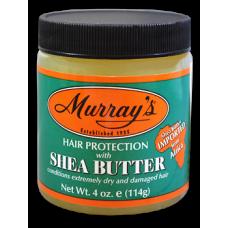 Murray's Hair Wax with Shea Butter 100gr