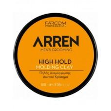 Arren HIGH HOLD Molding Clay Πηλός Διαμόρφωσης 100 ml