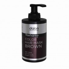 Dalon Hairmony Color Hair Mask Brown 300ml