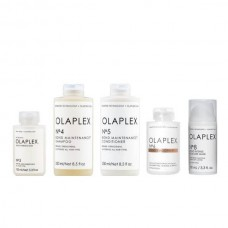 Olaplex Smoothing Kit(No3 100ml, No4 250ml, No5 250ml, No6 100ml, No8 100ml)