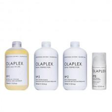 Olaplex Salon Intro Kit 3x525ml & Olaplex No.8 100ml