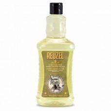 Reuzel 3 in 1 Tea Tree Shampoo 1000ml