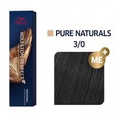 Wella Koleston Perfect Me Plus Pure Naturals 3/0 60ml