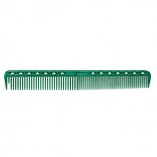 YS Park 335 Fine Cutting Comb Extra Long (green)