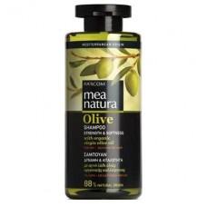 Mea Natura Olive Strength & Soft Σαμπουάν 300ml